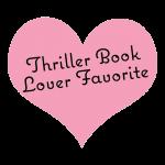 Thriller Book Lover Favorites