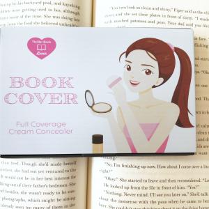 Book Cover Cream Concealer