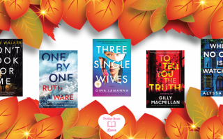 New Thriller Books to Read this Fall Season