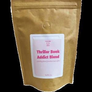 Thriller Book Addict Blend Ground Coffee