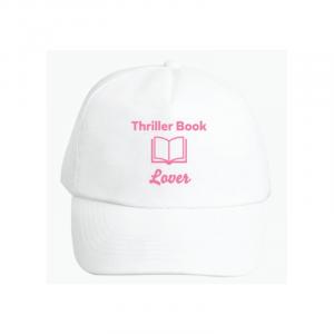 Thriller Book Lover Hat