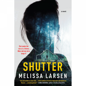 Shutter by Melissa Larson
